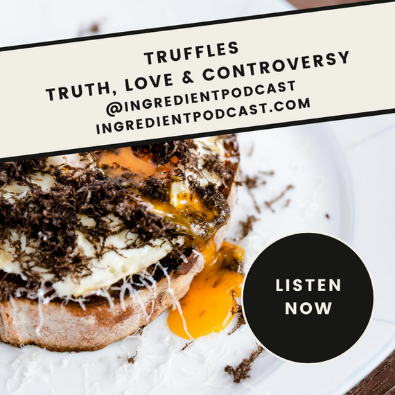 Listen: Episode 2 Truffles: Truth, Love and Controversy