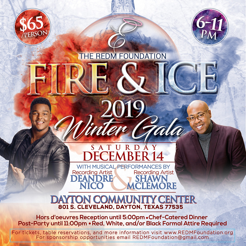 REDM Foundation Winter Gala 2019