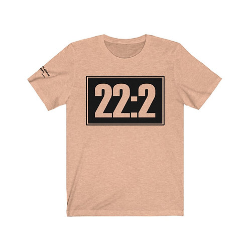 """""""22 Graphic Jersey Tee"""""""