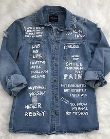 Victorious  Denim Jacket