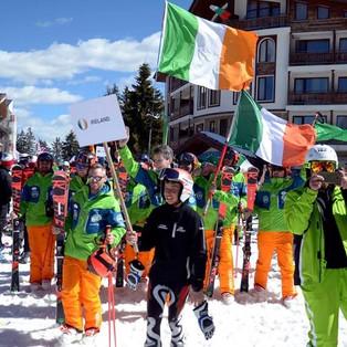 Irish Team Go