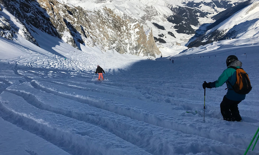 Improver Course: 8th-15th March 2020, Spain, Baqueira
