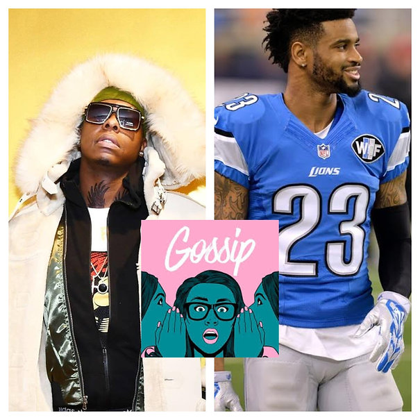 BREAKING NEWS:P-KASH AND NFL'S DARIUS SLAY HOOKED UP IN