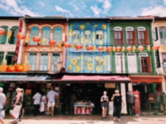 Singapore Local Hospitality