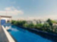 Santa Grand East Coast - Rooftop Pool 2