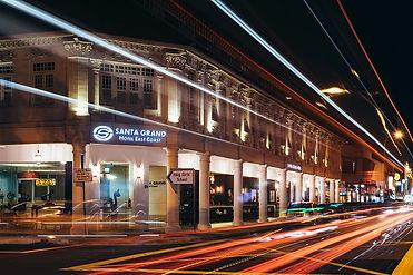 Santa Grand East Coast - Facade Night Vi