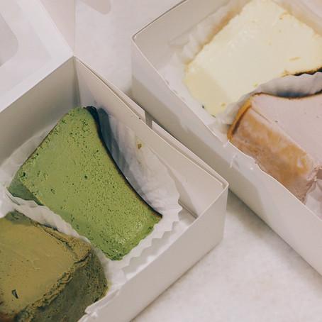 网红焦芝士蛋糕的三重奏:YUANbyKon 源·龚