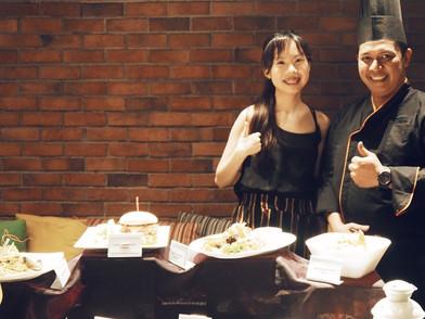 Chef Mohd Nor @ Hilton Garden Inn KL