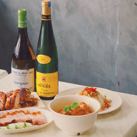 本哥烧腊偶遇葡萄酒的出游:Boon Signature Roast Pork, Damansara Jaya