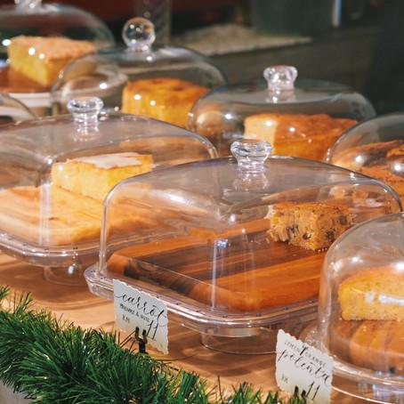 时髦咖啡屋的旧英殖民时代牛油蛋糕:Hideaway, Section 17