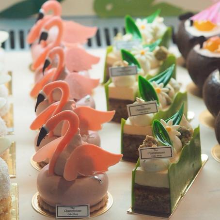 夏日炎炎尝缤纷水果色彩:Champignons Cake Shop @ Taste by Champignons, EkoCheras Mall