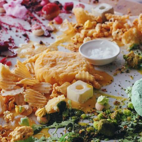 《主厨的餐桌》式甜品的泼墨艺术 (2):UpperHouse Kitchen & Dessert Bar, Bangsar