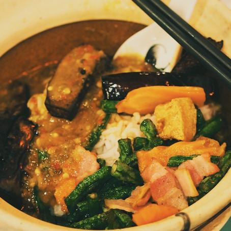 南洋华工新移民的籍贯饭食:乡音馆,茨场街