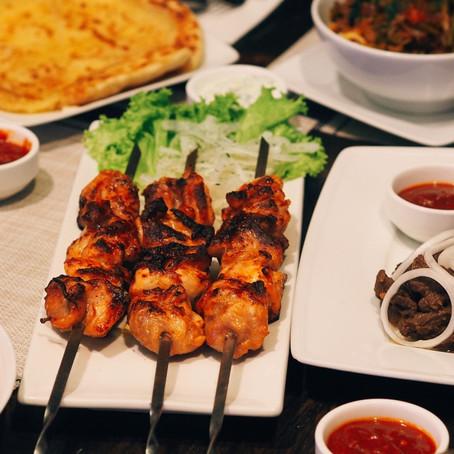 丝绸之路横跨过的神秘国度:Astana Restaurant, Sri Petaling