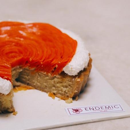 打开本土特色甜点的新世界: 和土甜点, Endemic Patisserie