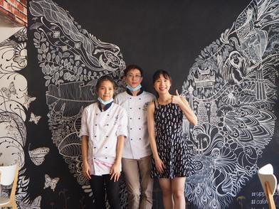 Chef Gerard Ng & Chef Loh Shu Qing @ UpperHouse