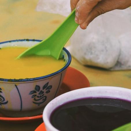 九州艳阳下解暑滋润的爱心煲甜汤:泉记糖水,Restoran Bubur Manis Zhuan Kee, Negeri Sembilan