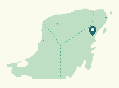 Mapa_CommunityToursSianKaan_QuintanaRoo.