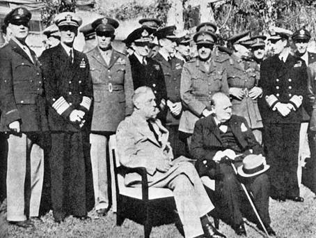 La paz se pacta en Casablanca