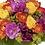 Thumbnail: Bouquet de fleurs coloré à partir de