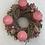 Thumbnail: Couronne rose