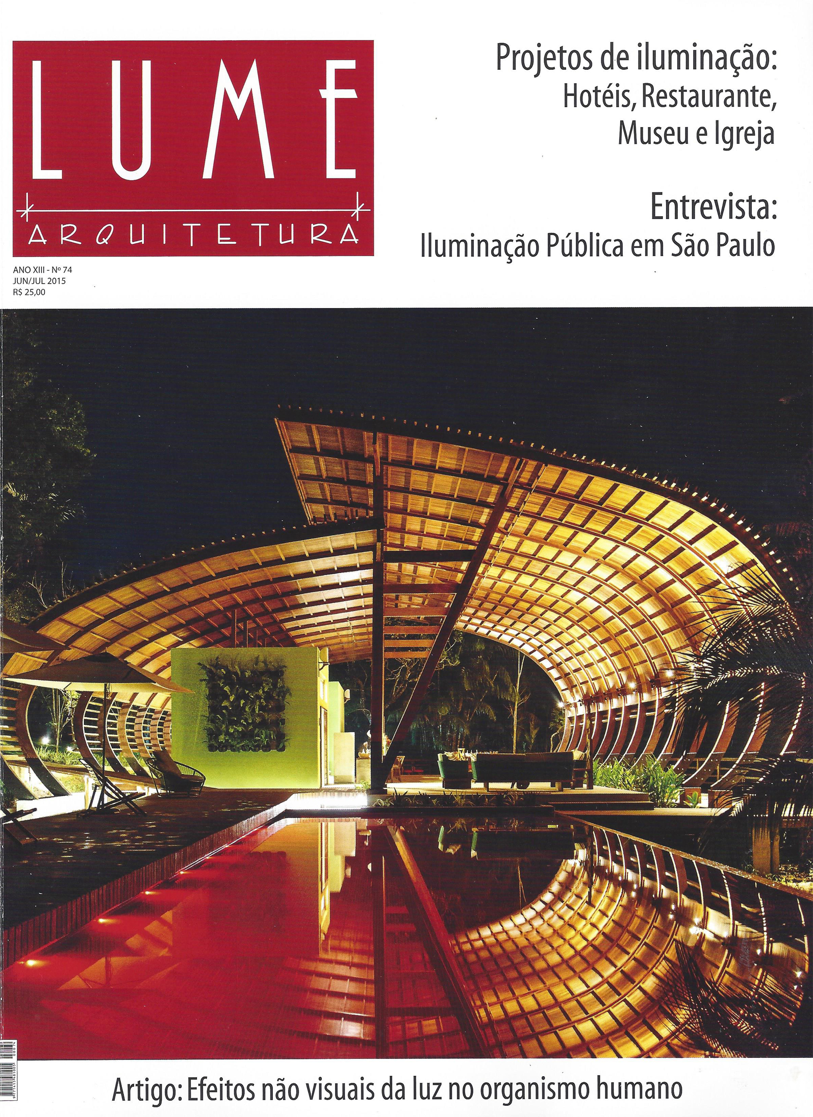 REVISTA LUME - JUN 2015