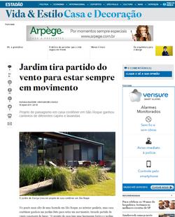 JORNAL ESTADÃO - AGO 2015
