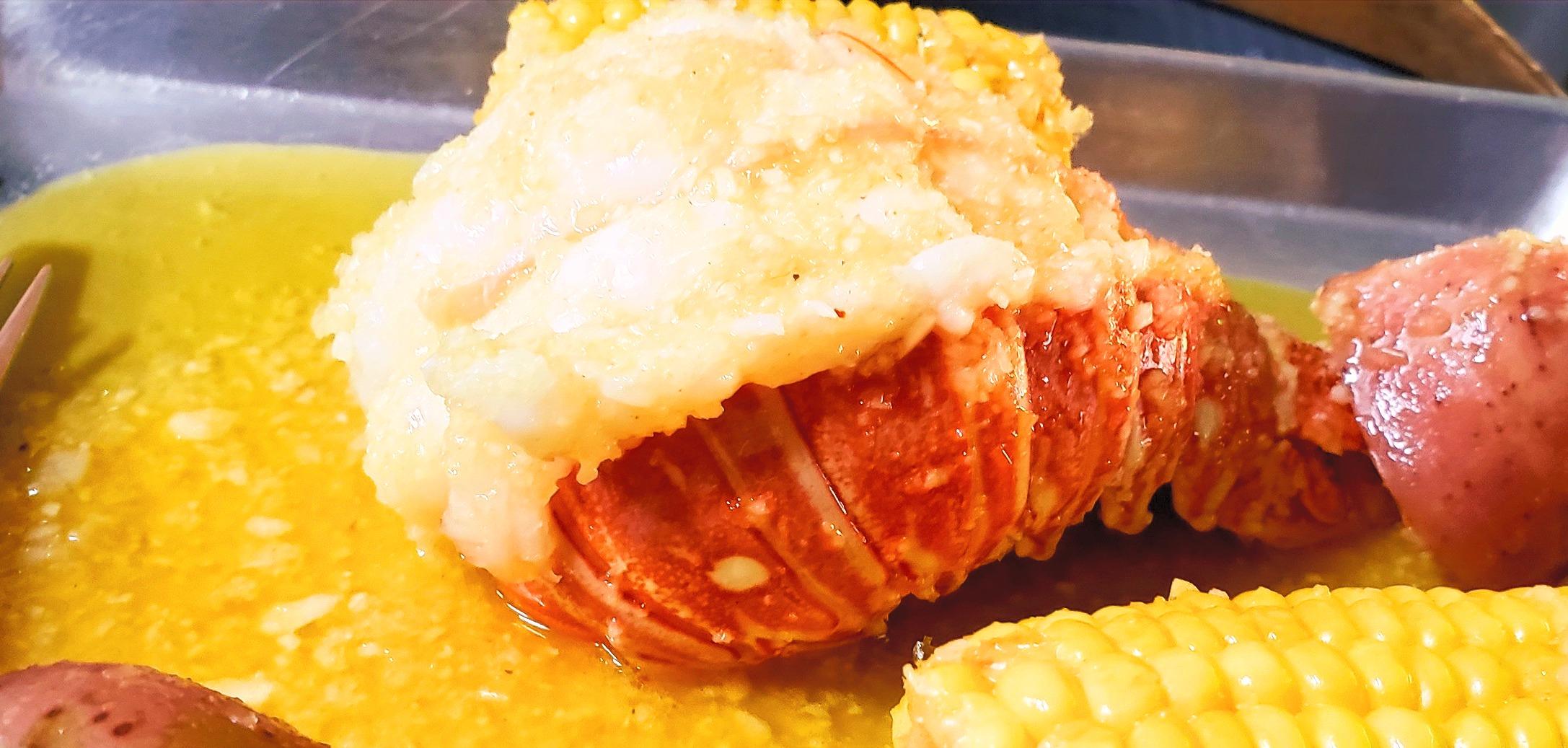 Butter Garlic Lobster
