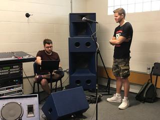 Sound Check Sessions: with Sound Artists Chris Bartholomew & Nao Masuda