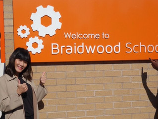 Dance Residency at Braidwood School for the Deaf