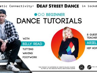 Kinetic Connectivity: Deaf Street Dance in Lockdown