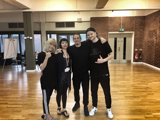 1-to-1 Sessions with Choreographer Nathan Marsh