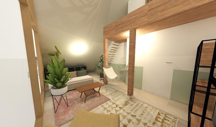 Lounge kamer