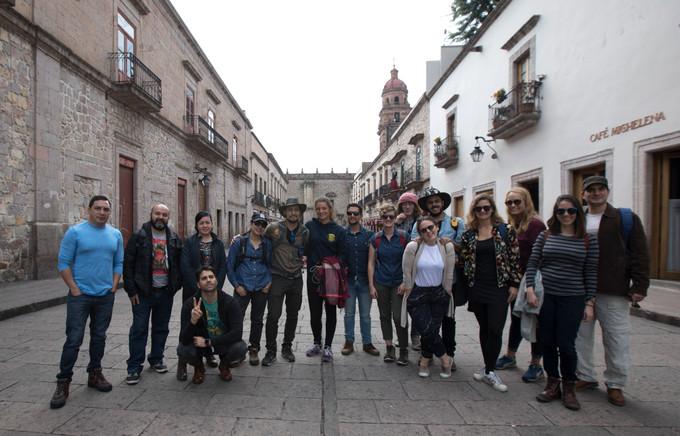 Hablar de Michoacán