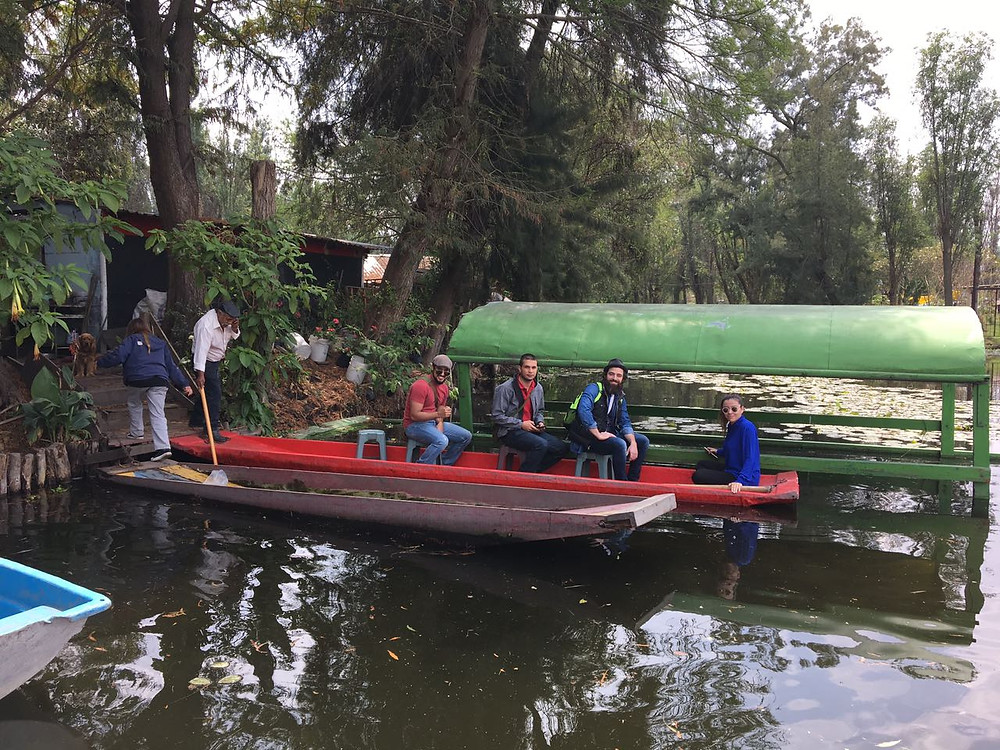 El equipo de Ruta Origen en Scouting