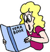 yearbook girl