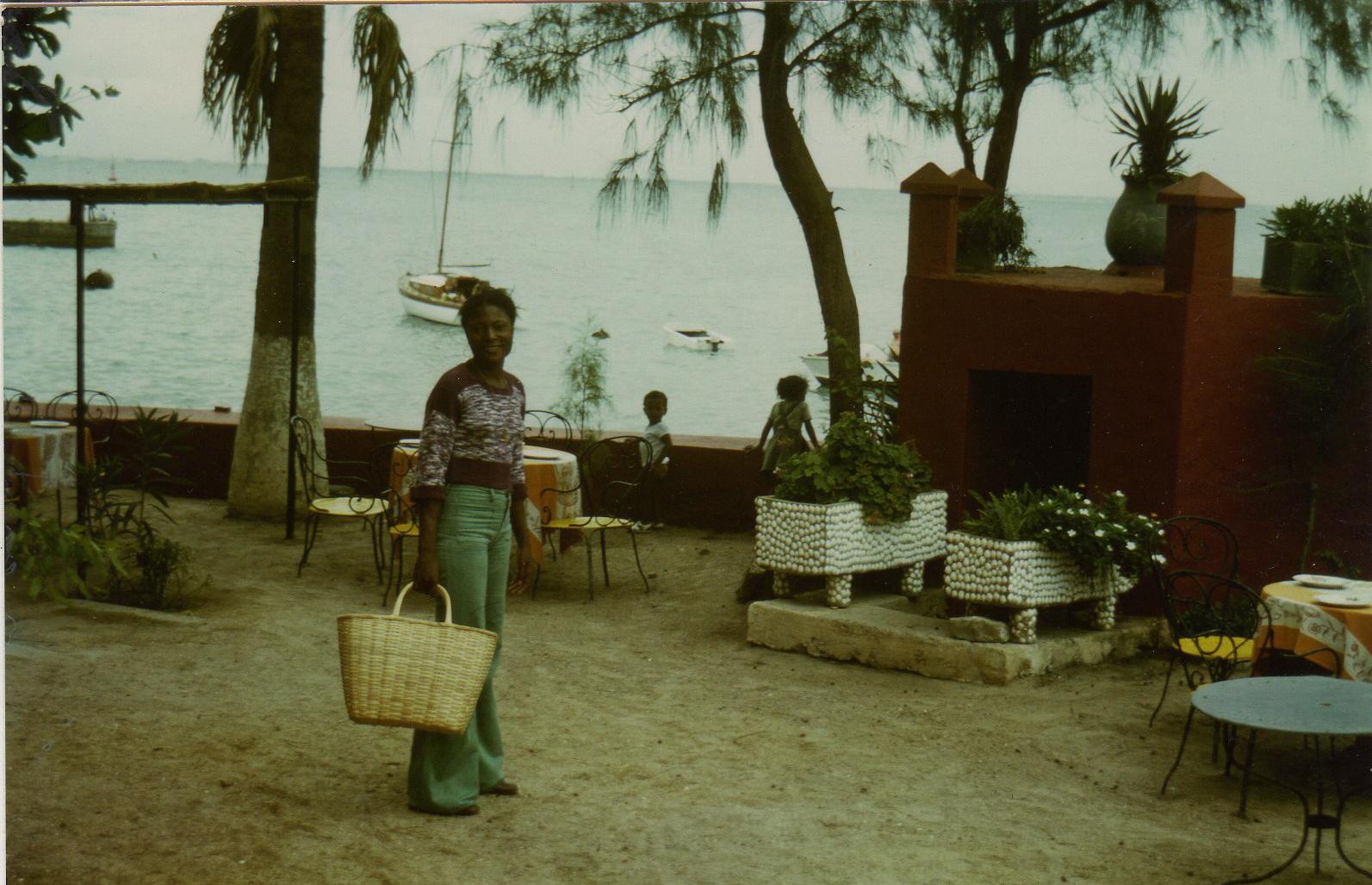 My Mother in Gorée