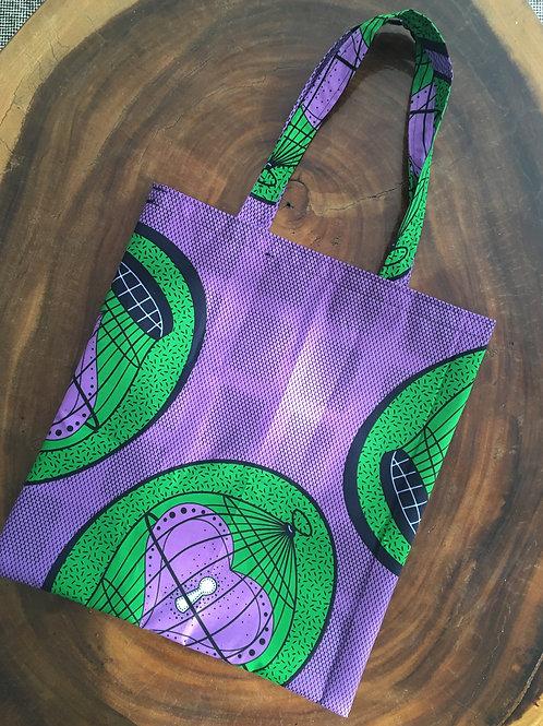 Corazón Con Candado - Tote Bag