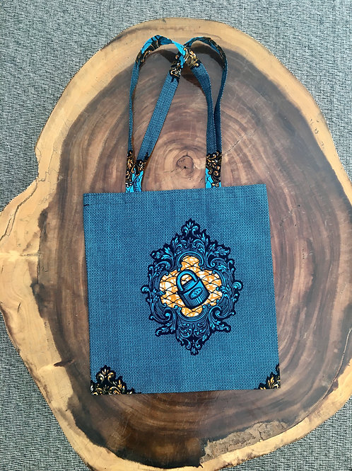 Lock & Key - Tote Bag