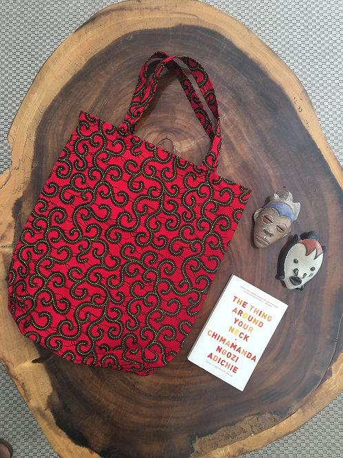 Zarzas Roja - Tote Bag