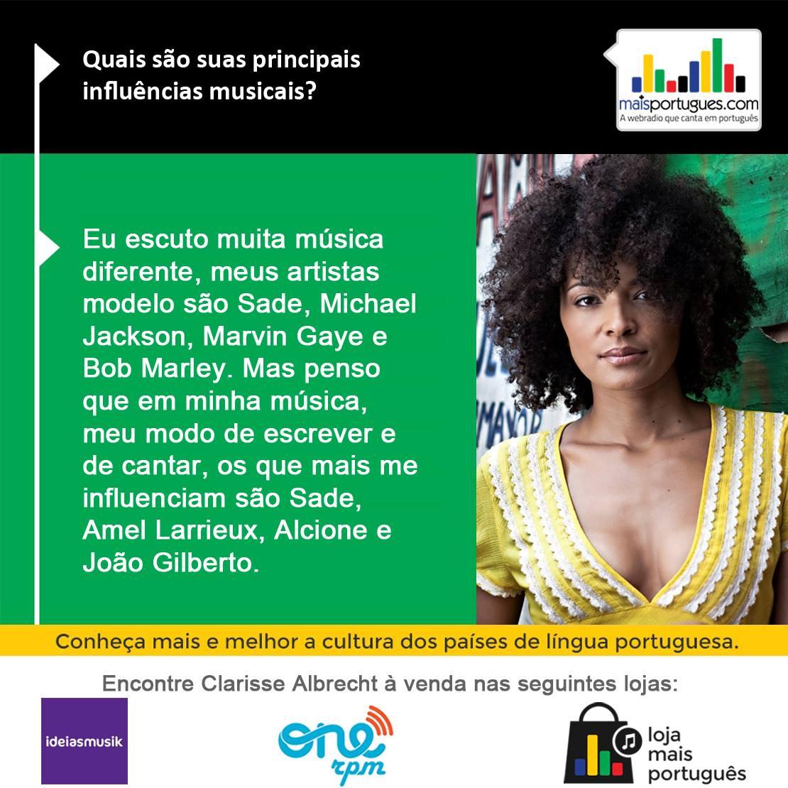 Entrevista Mais Português - 1