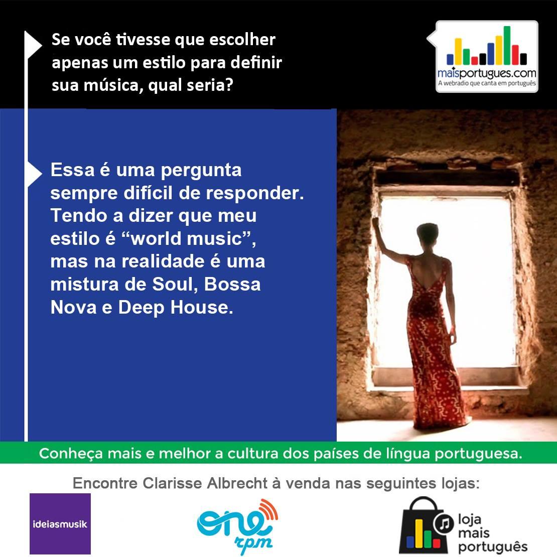 Entrevista Mais Português - 2