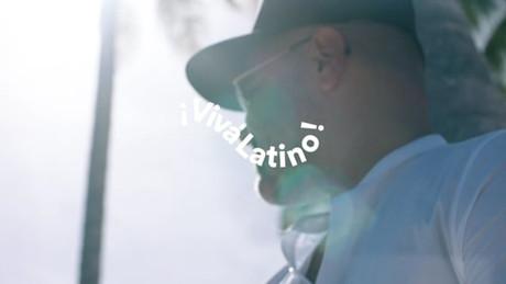 Juan Magan en ¡Viva Latino!