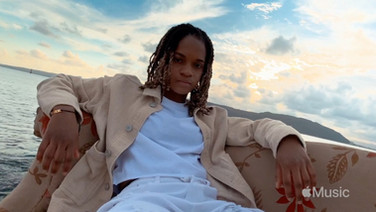 Up Next for Apple Music - Koffee