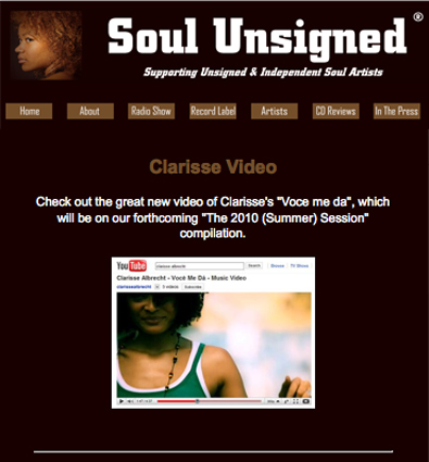 Soul Unsigned (UK)