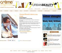 Crème Magazine (USA)