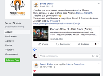 Featured @ Sound Shaker