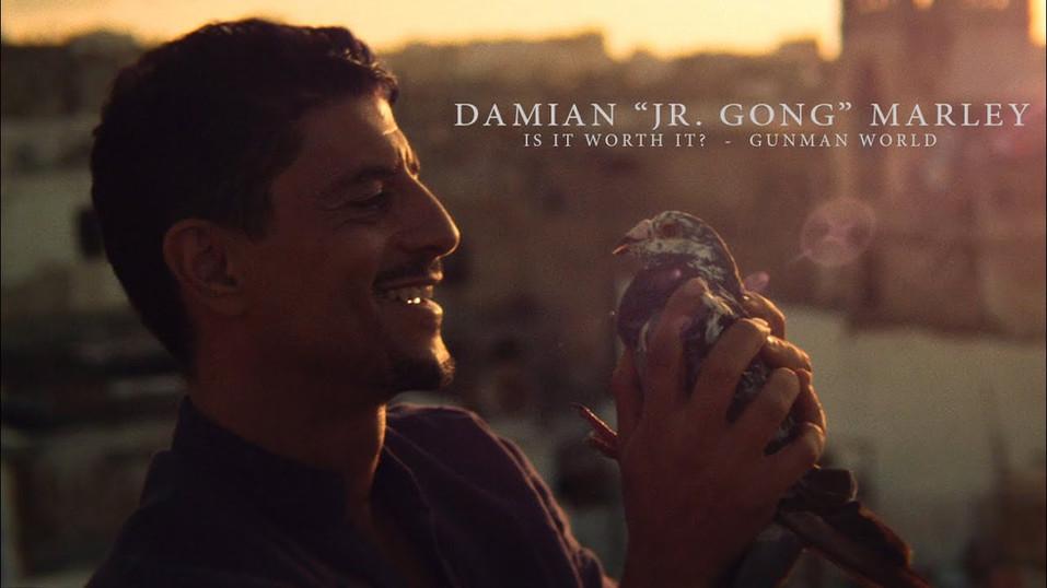 """Is It Worth It ? (Gunman World)   Damian """"JR GONG"""" Marley"""