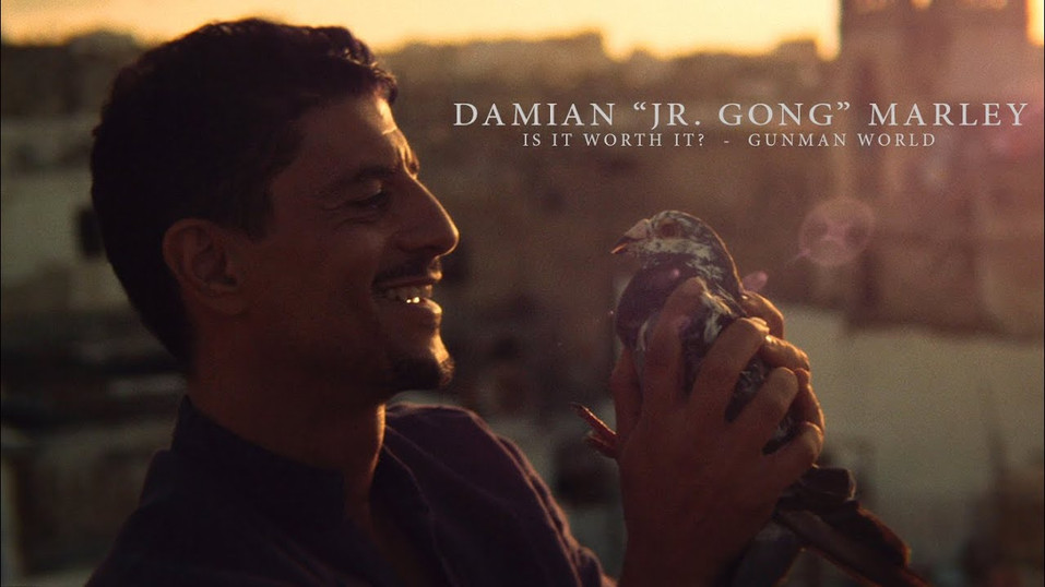 "Is It Worth It ? (Gunman World) | Damian ""JR GONG"" Marley"