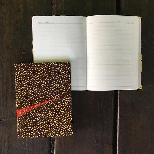 Marrón - Cuaderno Pequeño
